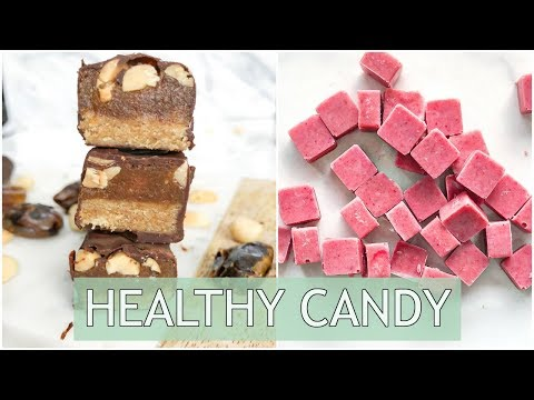 HEALTHY CANDY BARS   Snickers, Starburst & Kit Kat