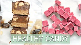 Healthy Candy Bars | Snickers, Starburst & Kit Kat