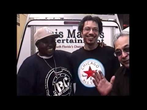 Legends of Vinyl Presents DJ Anji Stone & Matt Zills Gregory Interview - WMC  3-22-13