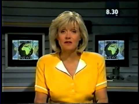 Channel 4 Daily News with Carol Barnes