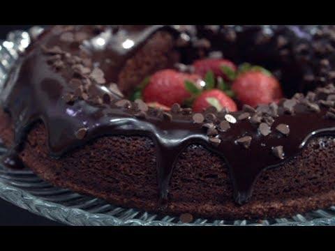 كيكة الشوكولاته البسيطه / كيكة النشا / الكيكة العادية | سنة اولي طبخ PNC FOOD
