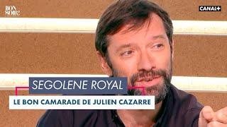 Le bon camarade : Ségolène Royal - Bonsoir! du 15/12– CANAL+