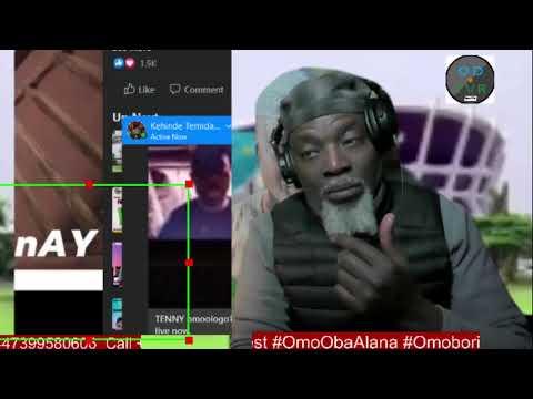 Awon Ijoba Amunisin ti gbe Oba Tejusoho lo si Abuja, nitori Oba Faramo, Orile ede wa #OduduwaTVRadio
