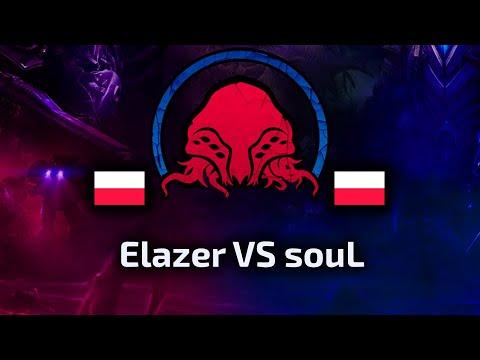 Elazer VS souL - ZvT - Xel Naga Finest #5 - polski komentarz
