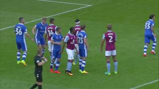 SHORT HIGHLIGHTS: Sheffield Wednesday v Aston Villa