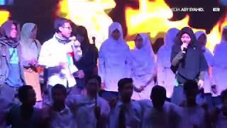 Video Asy Syahid Festival 2018 - SEPECIAL PERFOMANCE FGOD X GHUROBA & ALL STAR download MP3, 3GP, MP4, WEBM, AVI, FLV Maret 2018