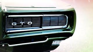 Riding Shotgun With Michelle Rodriguez: 1968 Pontiac GTO