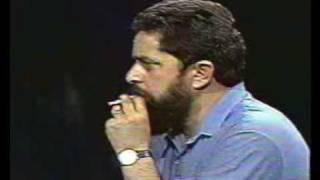 Canal Livre - Lula - TV Bandeirantes - outubro de 1981 - 2 de 8