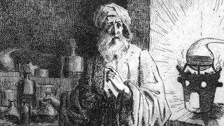 Die Suche nach dem ECHTEN Stein der Weisen (Alchemie)
