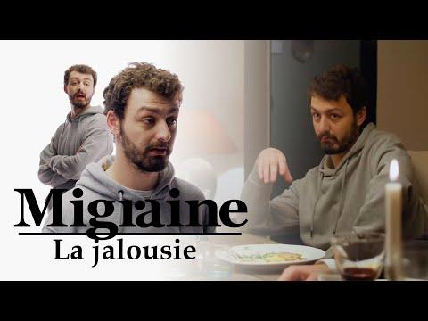 Migraine de Roman Frayssinet : La jalousie - Clique à 20h25 en clair sur CANAL+