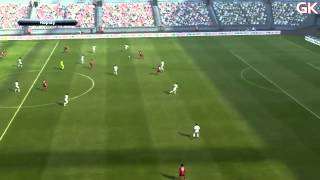 PES 13 PC Gameplay  HD 1080P