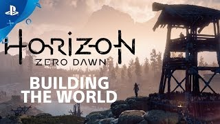 Horizon Zero Dawn: Building the World - Countdown to Launch at PS Store | PS4
