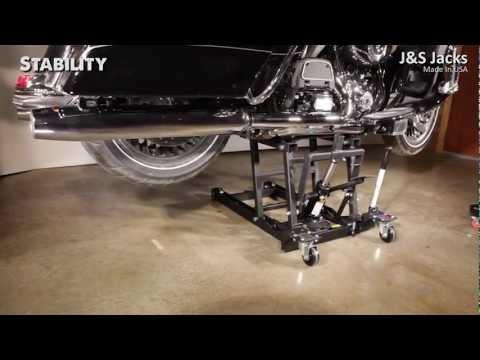 Motorcycle Lift Comparison