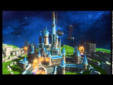 Disney Infinity Toybox Music - Mickey's Spellbound Sky