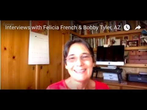 Interviews with Felicia French & Bobby Tyler, AZ