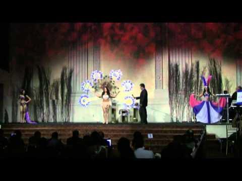 """PARTE #1 -""""MISS EL SALVADOR USA 2012-2013"""" - LOS ANGELES CALIFORNIA"""
