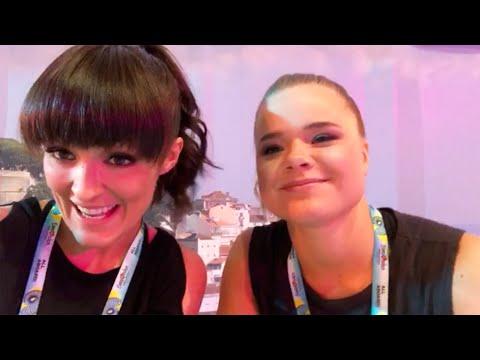 Bli med Rybaks dansere backstage før den avgjørende semifinalen