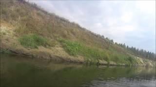 12 08 2016   сплав Хопер Алмазово   Лесное