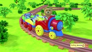 Teddy bear and toys in bangla | Bengali video for children | kids video in bangla | Kiddiestv bangla