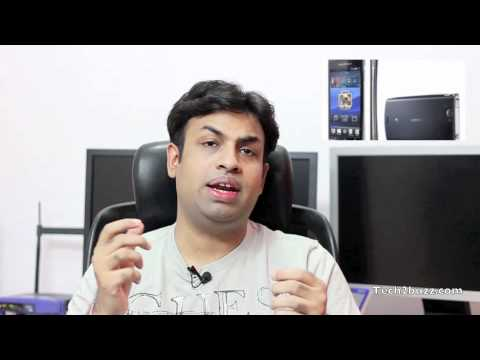High end Android phones May – June 2011 in India