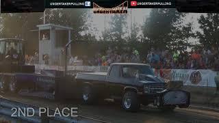 USA EAST - PULLING SERIES | Bunker Hill Shootout | Super Street Gas