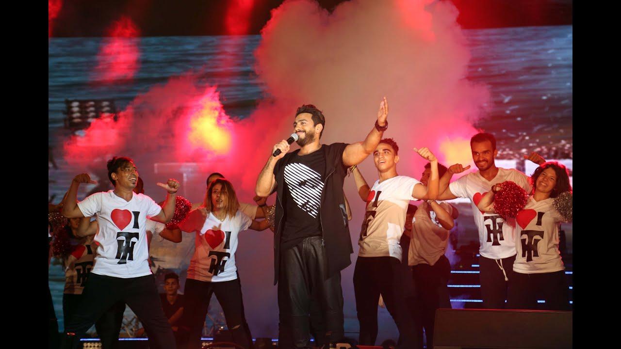 Elly Gai Ahla House mix - Tamer Hosny .. Marina 2016 / اللي جاي احلي ميدلي - تامر حسني ..