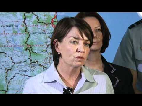 Media Conference - 9.30am. Speakers Premier Anna Bligh and Prime Minister Julia Gillard
