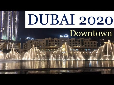 DUBAI VLOG September 2020 DUBAI FOUNTAIN DOWNTOWN Dubai TRAVEL Отдых в ДУБАЕ сентябрь 2020 Дубай