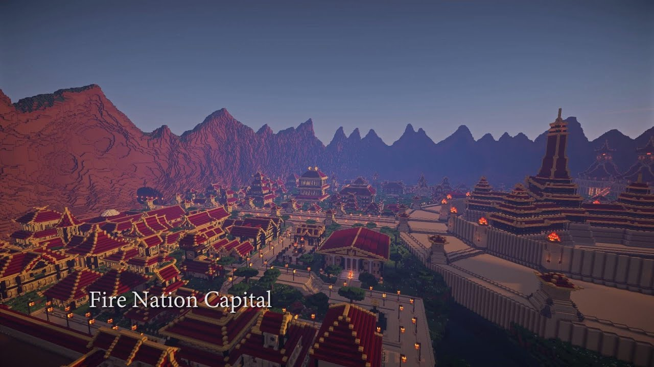 Water Wallpaper Hd Live Avatarmc Releasing New Bending And Fire Nation Capital