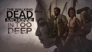 The Walking Dead Michonne Episode 1 In Too Deep Full Game Walkthrough Movie
