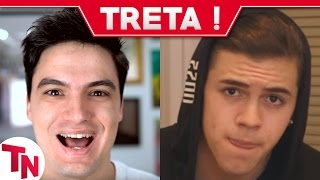 Felipe Neto é zoado por youtubers, Biel abandona Twitter após chuva de críticas