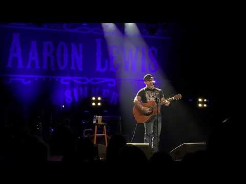 "AARON LEWIS  ""LOVE ME"" live 12/06/2018 Mp3"