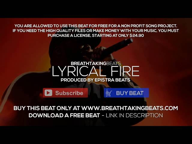 Funny Rap Battle Beat - Lyrical Fire
