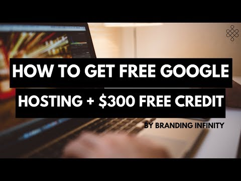 How To Get Free Google Cloud Hosting for WordPress + $300 Free Credit