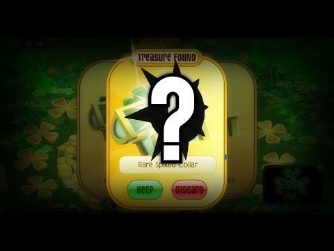 My First Lucky Clovers Prize... | Animal Jam