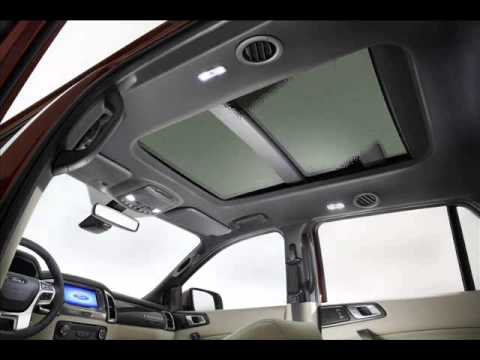 All New 2015 Ford Everest Interior YouTube