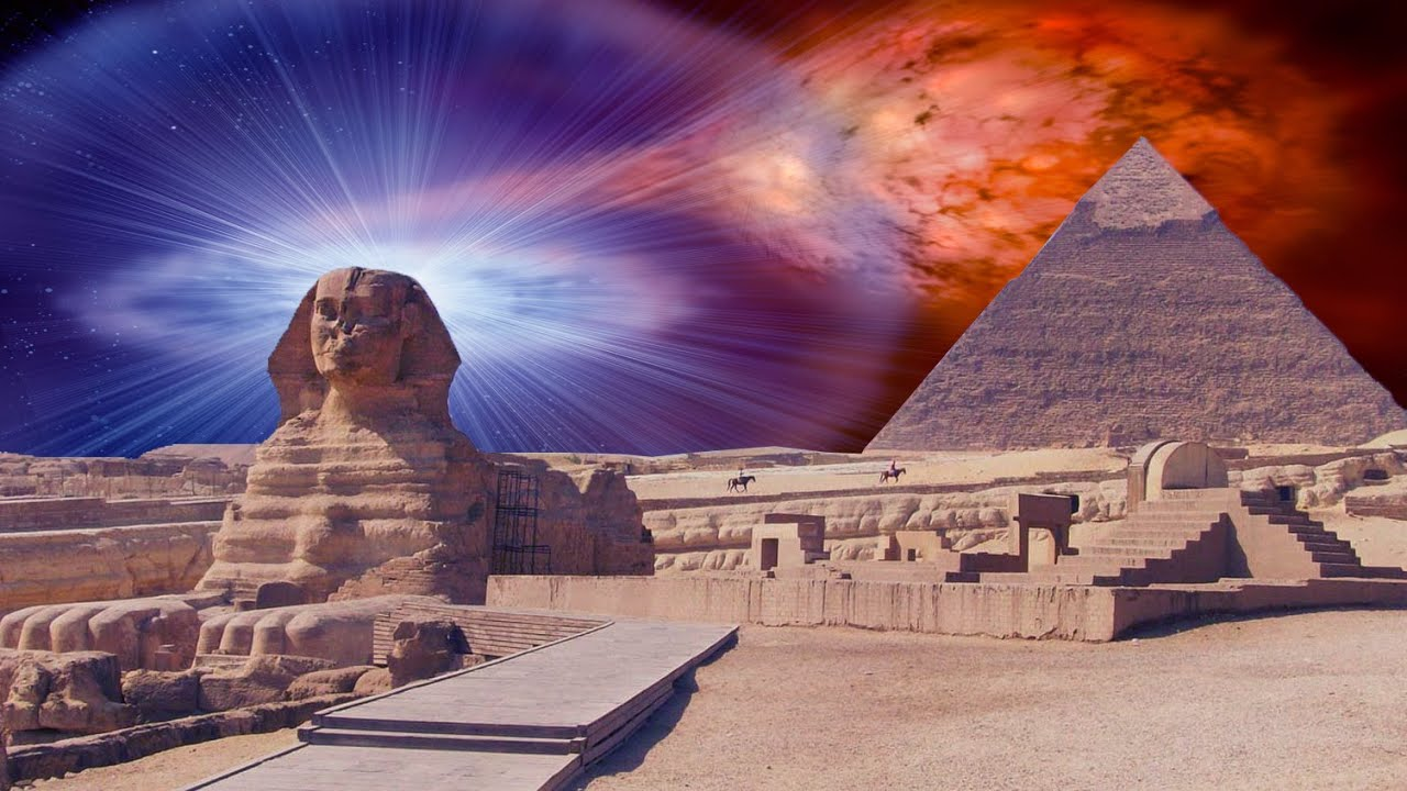 The Meaning of the Sphinx Stargate - The Sphinx Stargate
