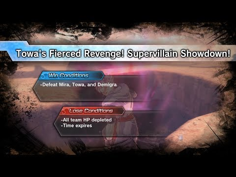 Towa's Fierced Revenge! Supervillain Showdown! | Xenoverse 2 PQ Mods