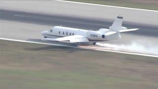 Plane makes emergency landing at Sarasota-Bradenton International Airport