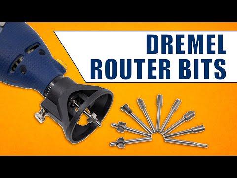 Dremel Router Bits