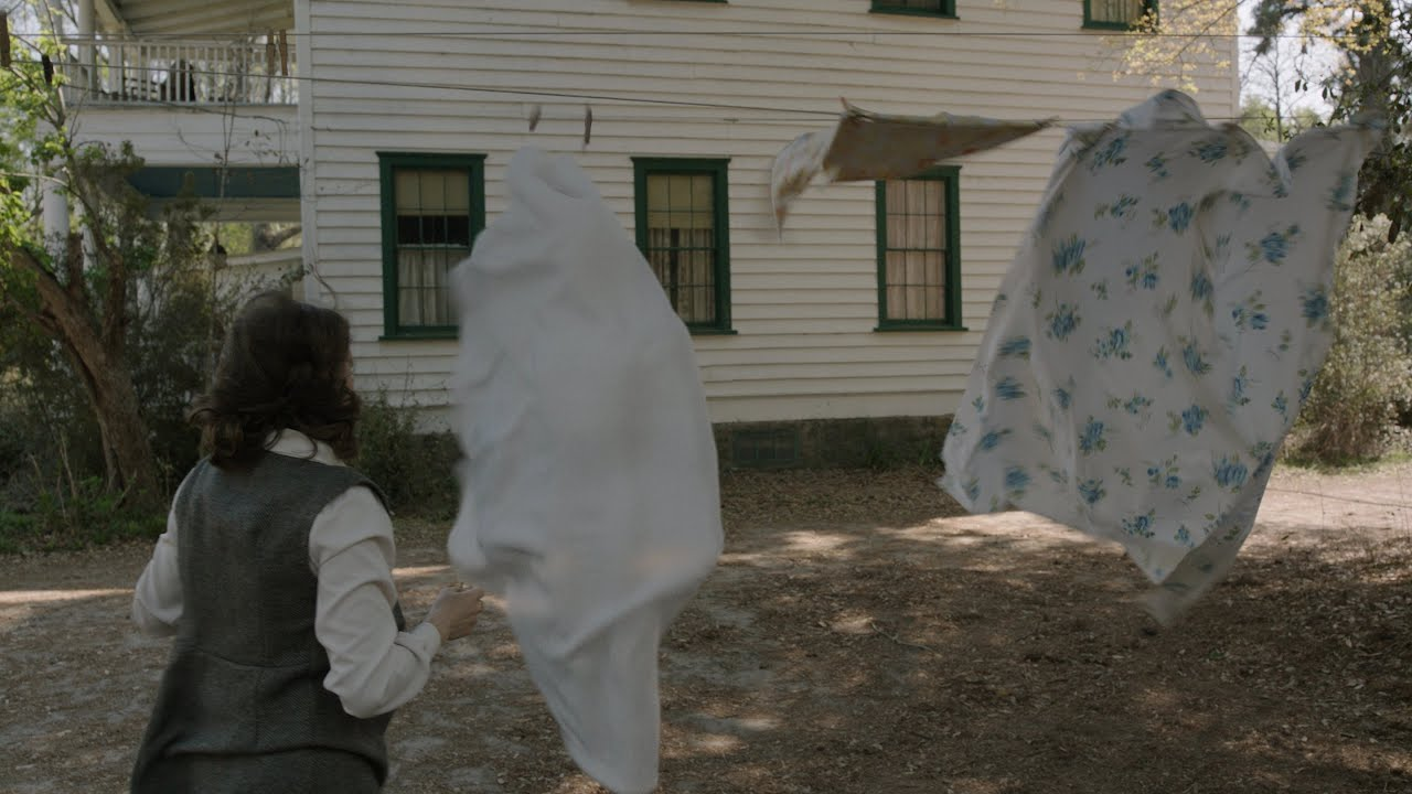 VFX shots created in Lightwave for The Conjuring