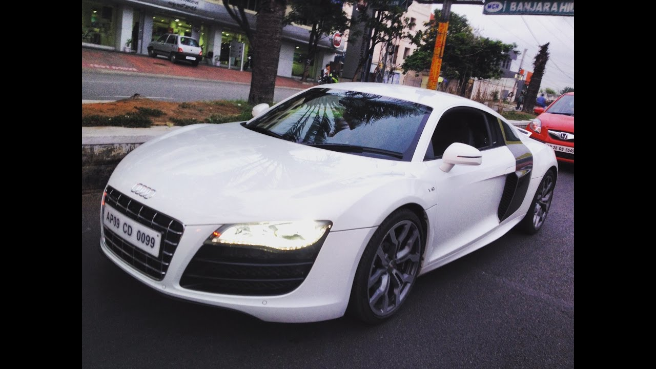 Audi In Hyderabad India Youtube