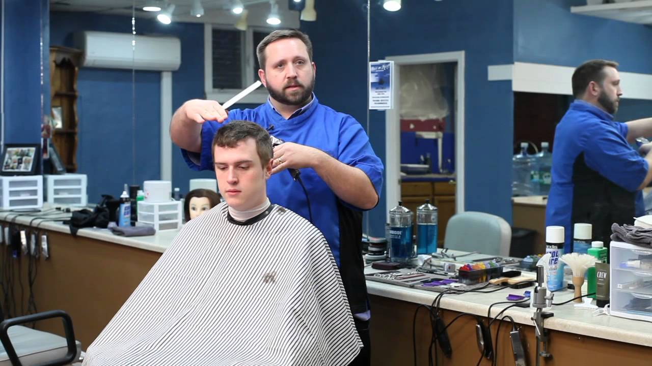 How To Use A Flattop Clipper Comb Hair Clippers Mens Hair Youtube