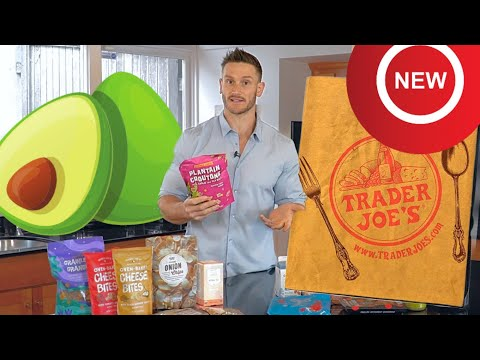 Trader Joe's Healthiest NEW Finds for 2021