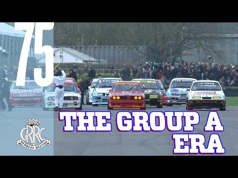 Celebrating the Group A era at Goodwood | Part 2