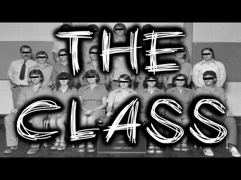 """The Class"" Creepypasta"