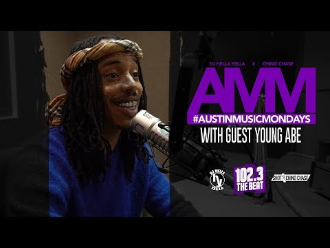 DJ Hella Yella (58498) - Austin Music Monday S2 w/ Young Abe
