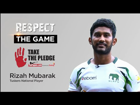 Respect The Game | Take the Pledge - I