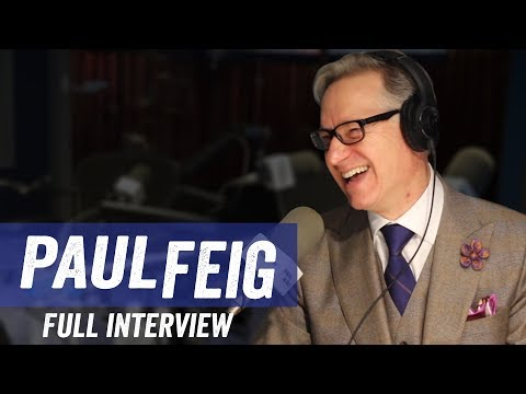 Paul Feig  J. Crew Suits, 'Ghostbusters', Hollywood Scandal  Jim Norton & Sam Roberts