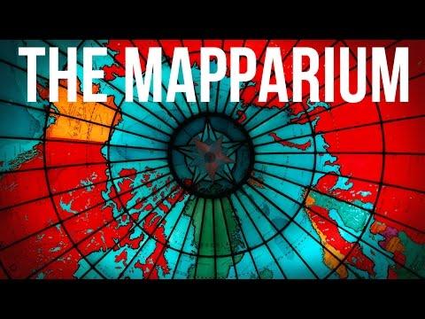 Mapparium | 100 Wonders | Atlas Obscura